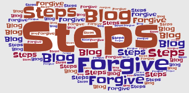 Steps To Forgive Blog
